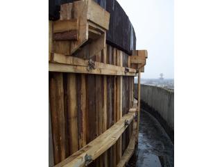 Győr, Erzsébet liget víztorony felújítása 2006