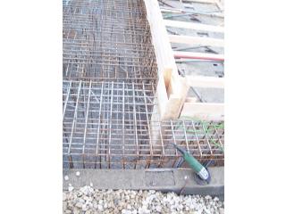 Halászi, Püski u. 1., gépalapok betonacél gyártása-szerelése