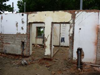 Győr, Kartács u. 2. családi ház átalakítása, felújítása 2010