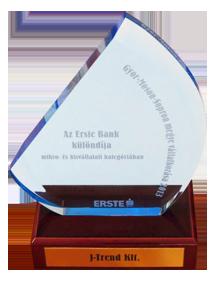Az Erste Bank különdíja